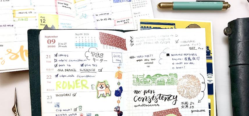Traveler's Notebook - wszystko, co chciałbyś wiedzieć